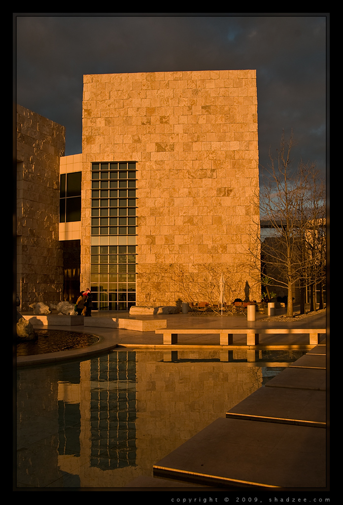 Getty Reflections