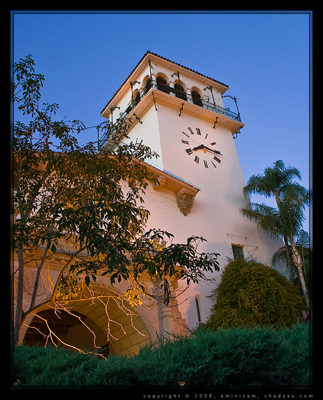 Santa Barbara City Hall
